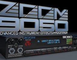 Zoom 9050 3D model
