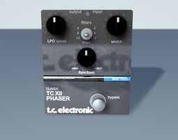 3D TC Electronix Phaser