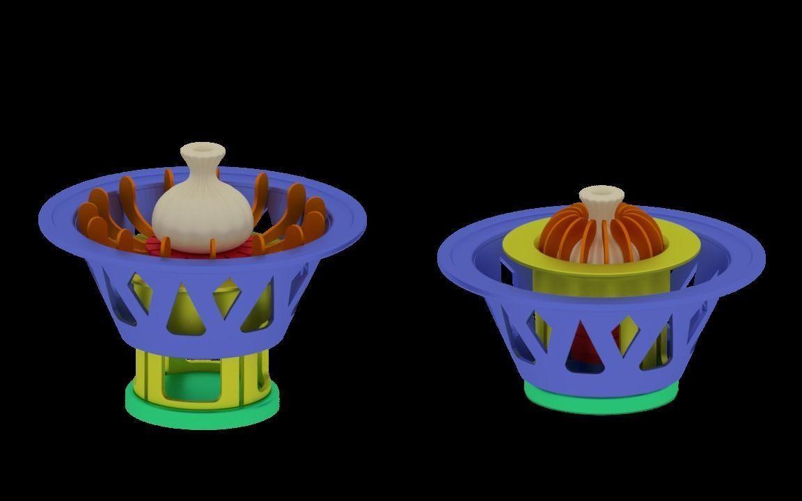 Device for creating khinkali - Khinkali Maker V3