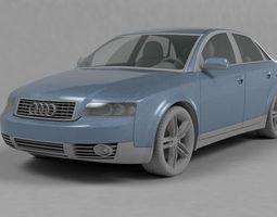 3D standard Audi A4
