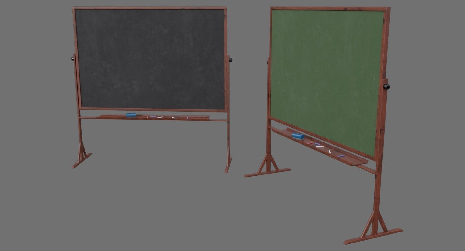 Chalkboard 1A