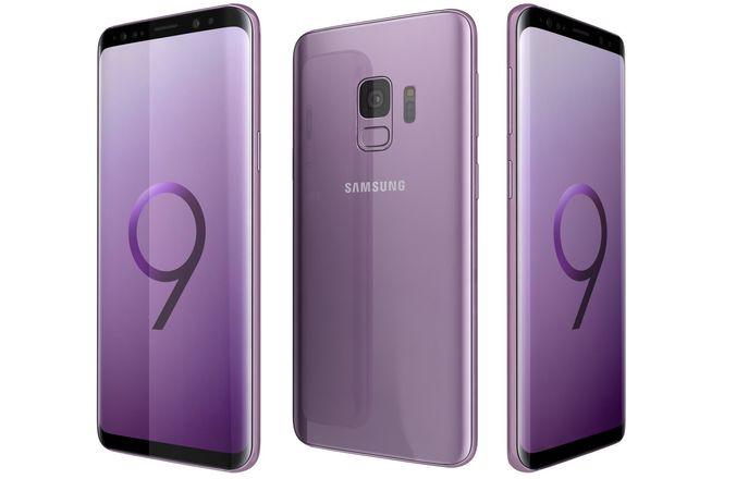 samsung s9 lilac purple características