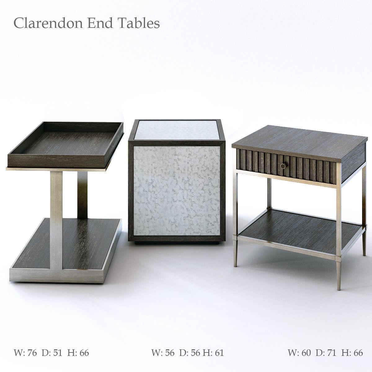 Prime Bernhardt Clarendon End Tables 3D Model Theyellowbook Wood Chair Design Ideas Theyellowbookinfo