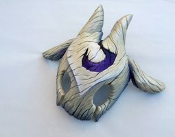 3D print model Kindred Mask Cosplay