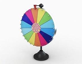 Spinning Wheel Max 2009 3D