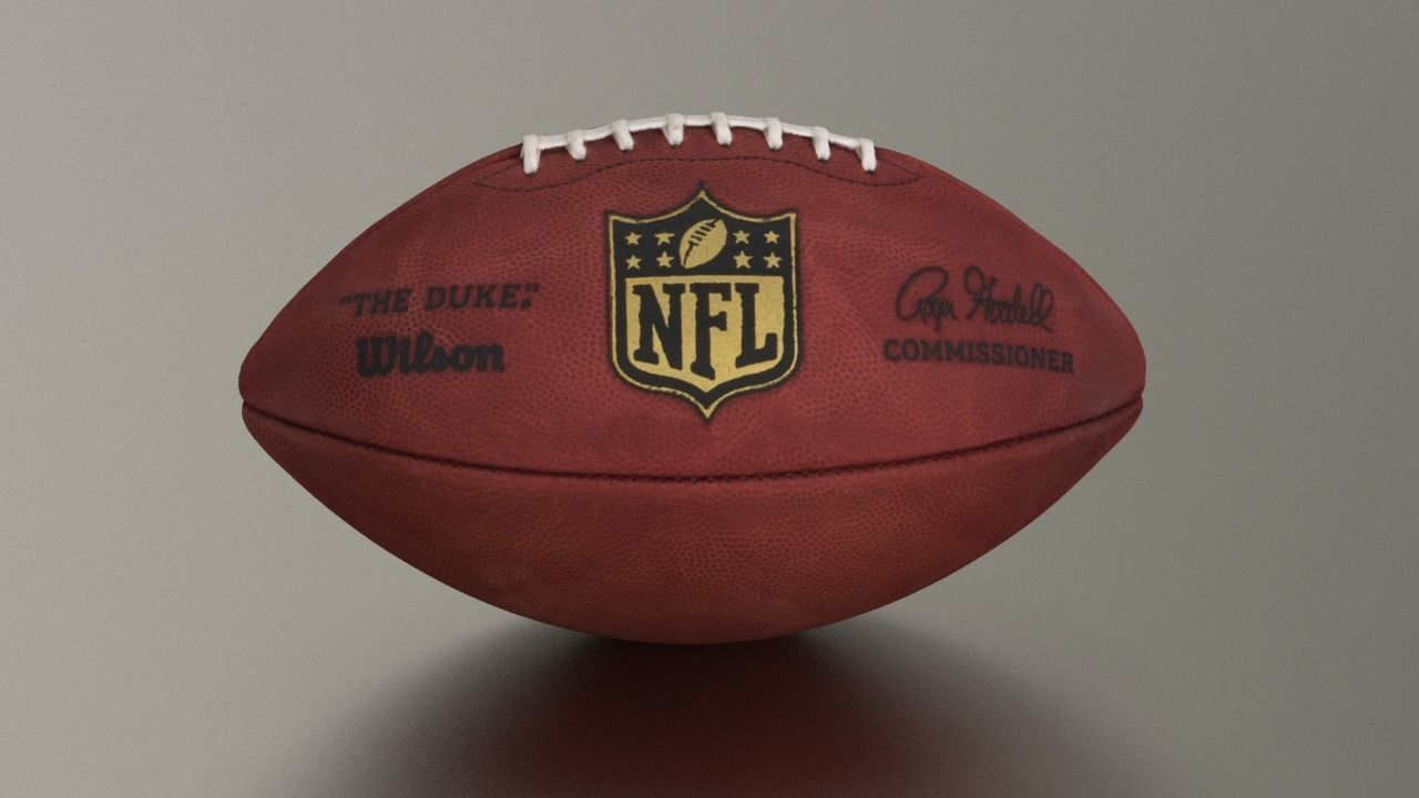 Official American NFL Football