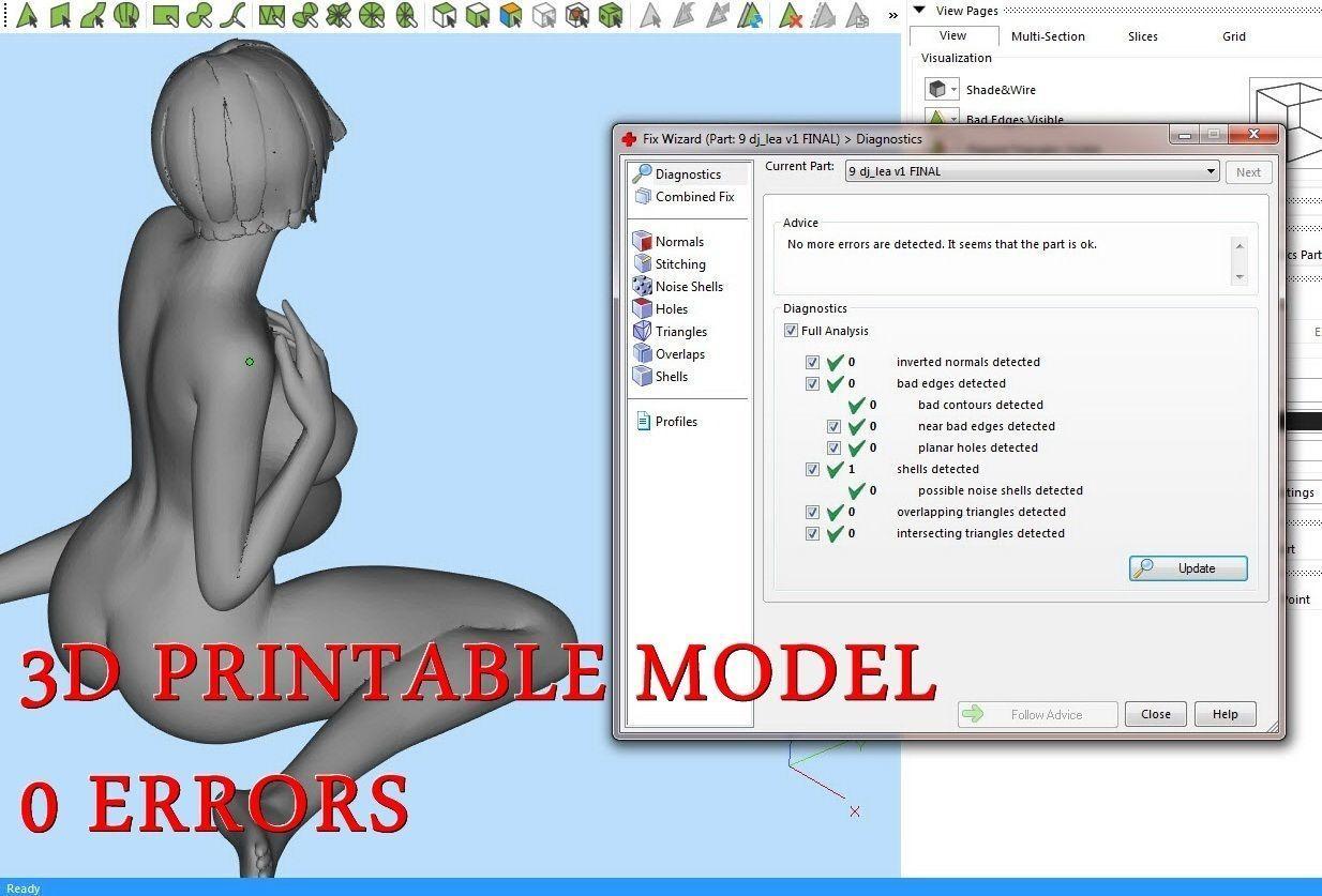 Nude photos software