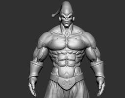 3D print model majin Buu