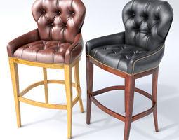3D design HALO Grosvenor Barstool