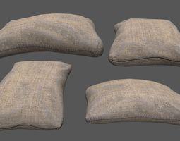 3D model sandbag 1