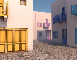 3D asset neighborhood
