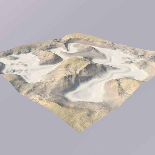 desert canyon mth065 3d model max obj mtl 3ds fbx c4d blend 1