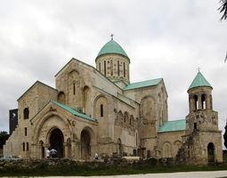 3D print model Architecture Cathedral Bagrati Kutaisi