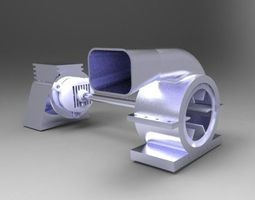Blower Assembly 3D