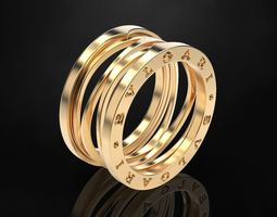 3D print model Wedding ring 60