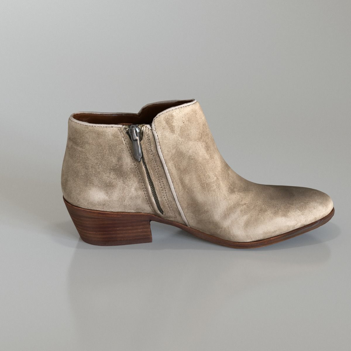 b9c65d8b2 3D model Sam Edelman Petty Putty Boot | CGTrader