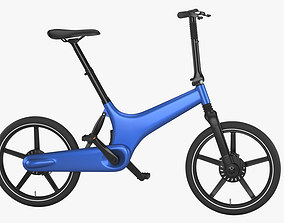 Electric bike 2 3D