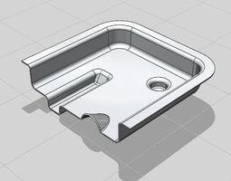 3D automotive bracket