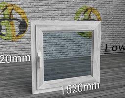 Window 3D asset