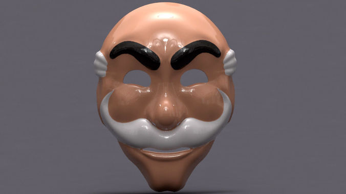 Fsociety mask