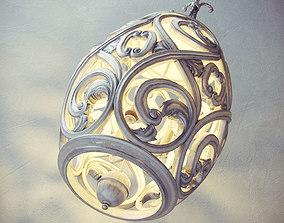 Ceiling lamp 3D asset