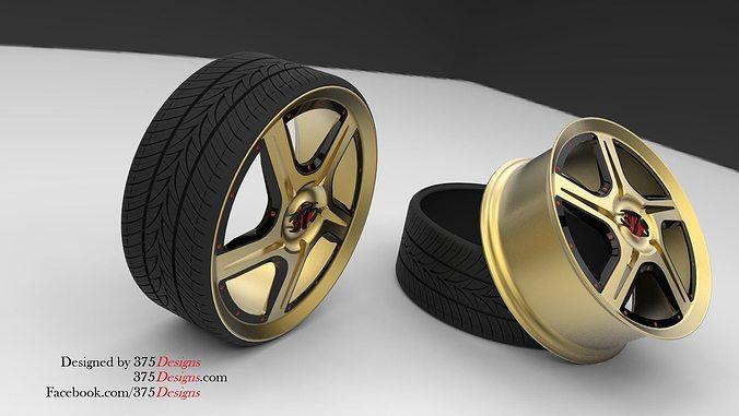 Car Wheel ABL-R01 Rim