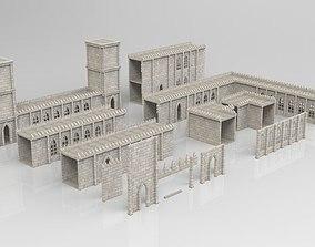 Medieval Ktbash SL14 3D asset
