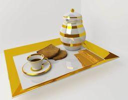 3D model Modern Treehouse
