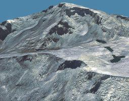 3D model Sierra Nevada de Santa Marta