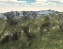 3D Terrain Texture Set
