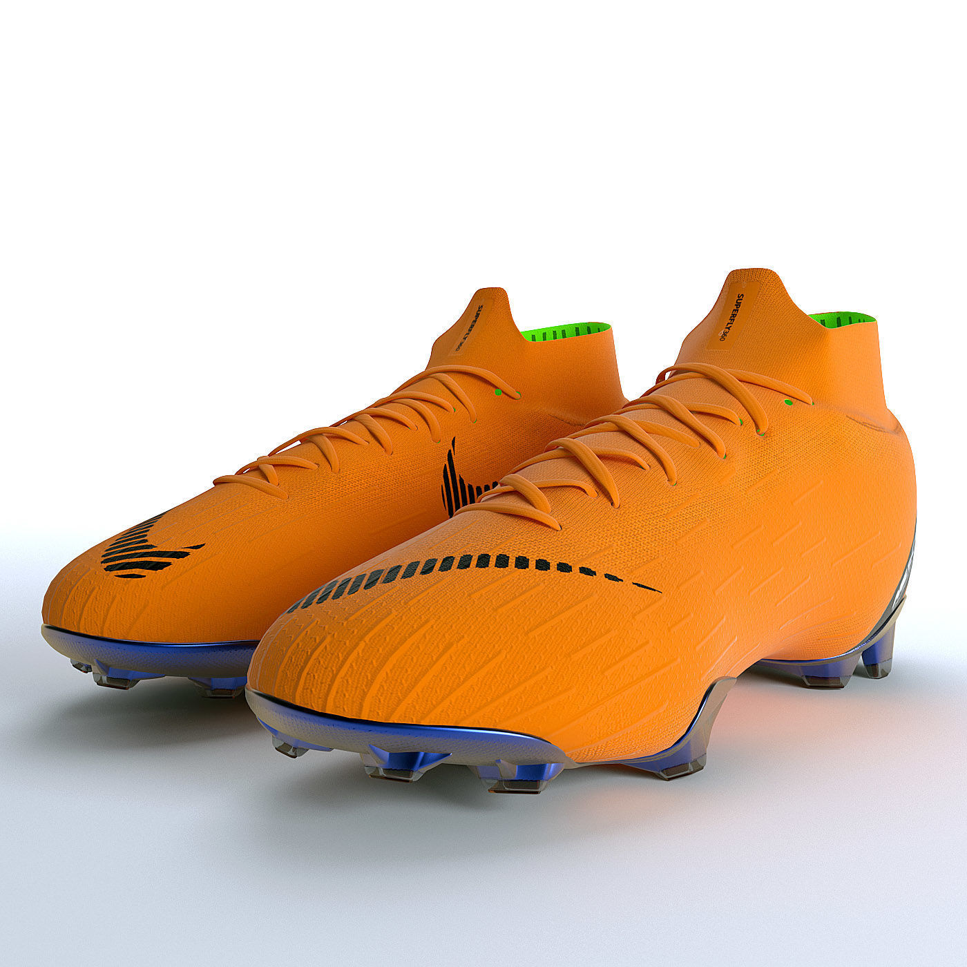 info for 80d3e d777c Nike Mercurial Superfly 360 Elite PBR | 3D model
