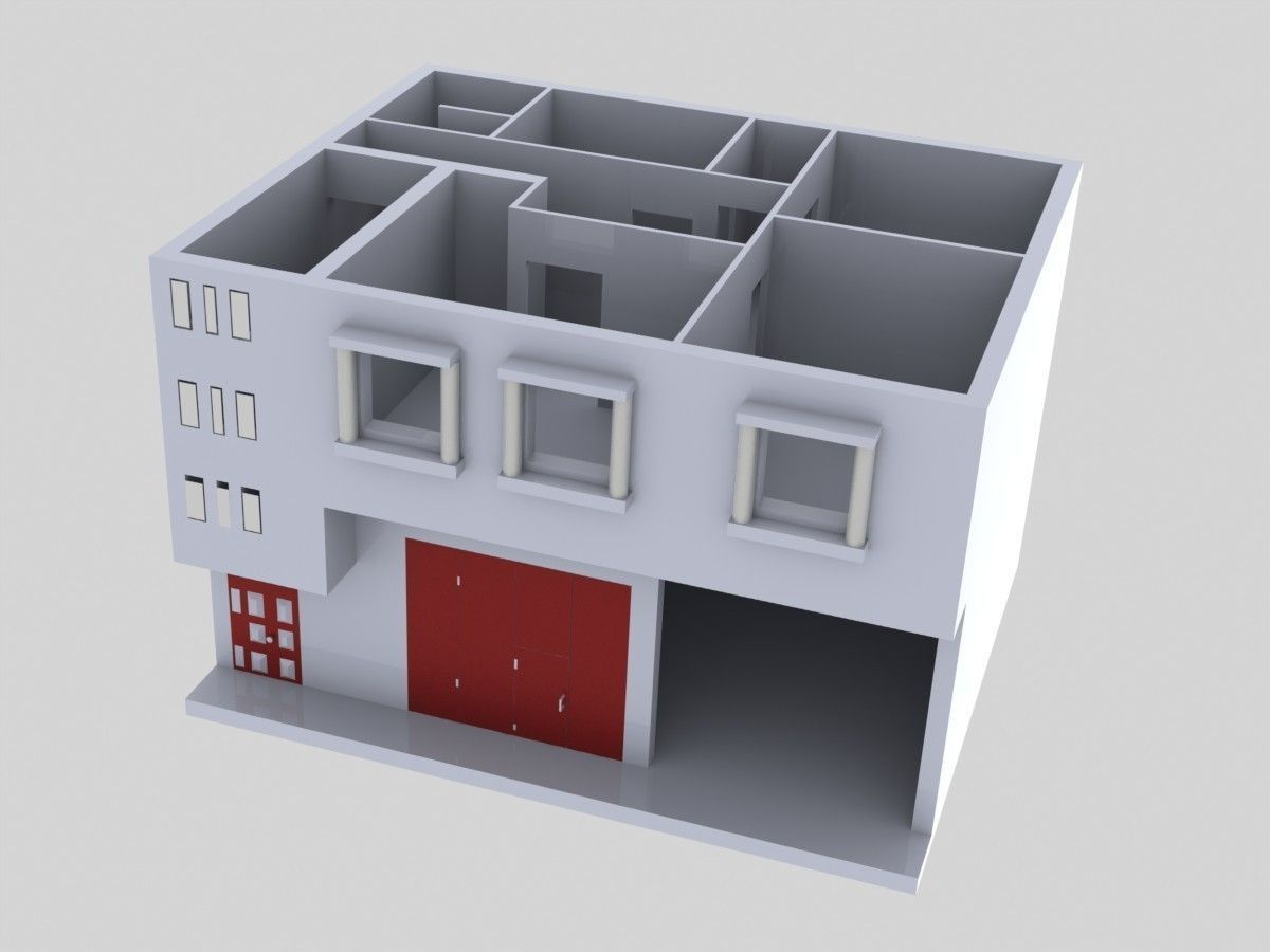 Maison 3d Free Nouvelle With Maison 3d Elegant House With Maison  # Model Meuble Maison
