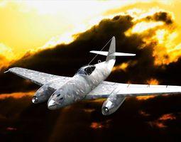 3D Messerschmitt Me 262
