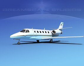 Cessna C560XL Citation V14 3D model
