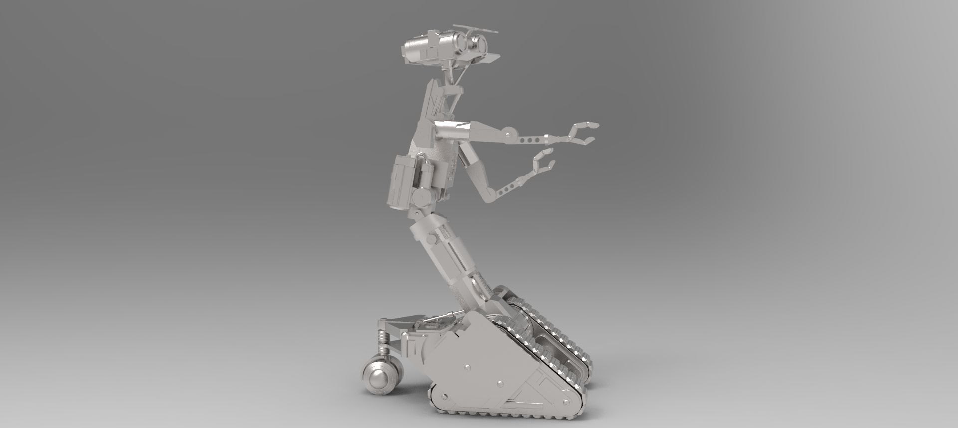 Toy Robot Number 5
