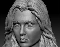 3D print model Gal Gadot