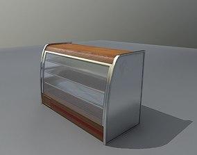 3D model Bakery Display