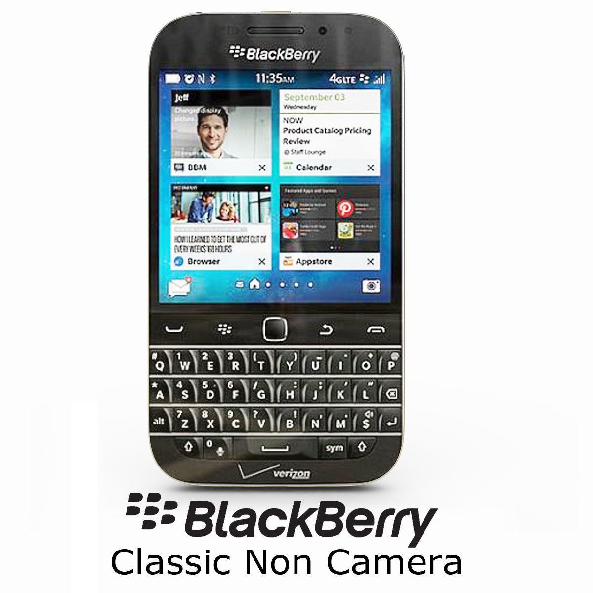 3d Model Blackberry Classic Non Camera Cgtrader Max Obj Mtl 3ds Fbx 1