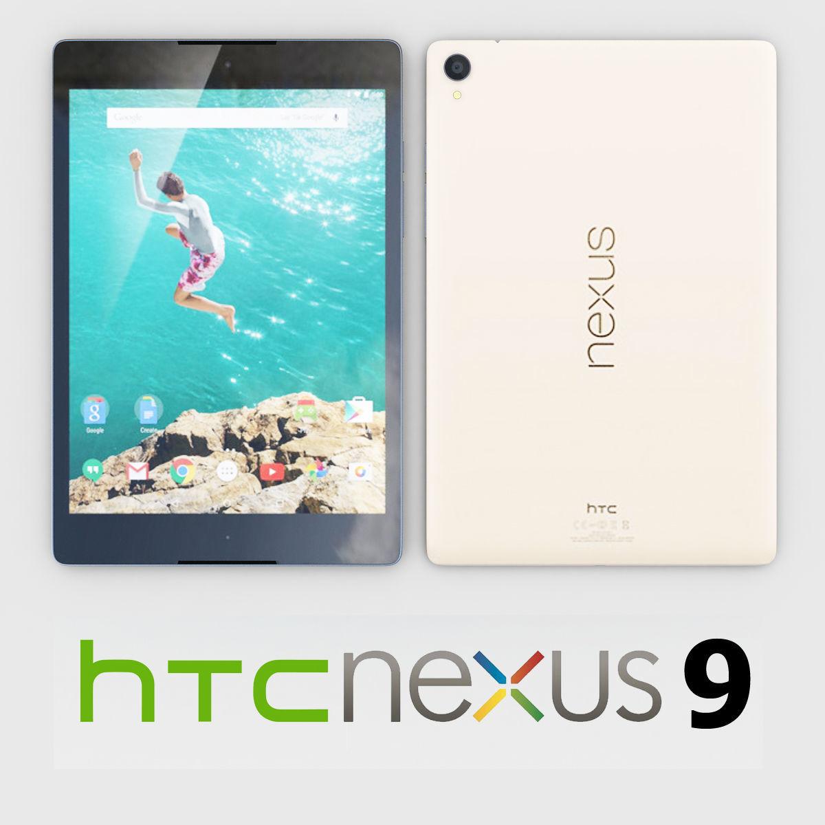 HTC Nexus 9 Sand