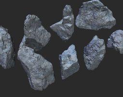Rocks - Stones 3D asset