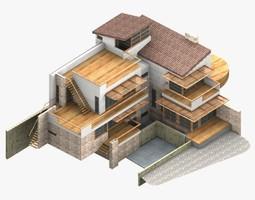 3D Villa
