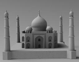 3D printable model TAJ MAHAL