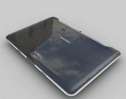 3D Samsung Galaxy Tab 8