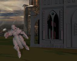 3D print model Sisters of War - Angelus D