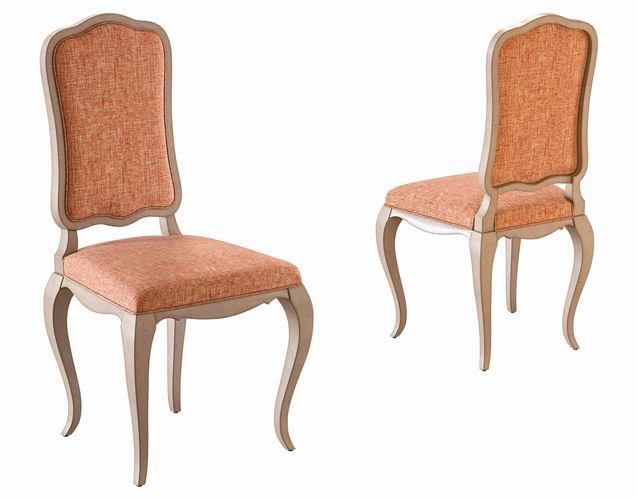 Roche Bobois Chair Bel Ami 3d Model Max Obj Mtl Fbx 1 ...
