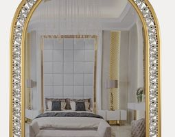 classic mirror other 3D