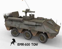 BMR-600 TOW 3D