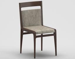 Roche Bobois Stephane Leburn Assemblage Chair 3D model