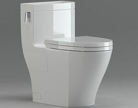 TOTO Legato MS624214CEFG toilet 3D model