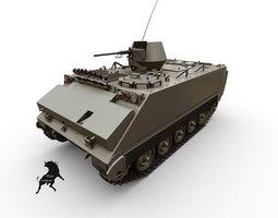 m113 turkish army 3d